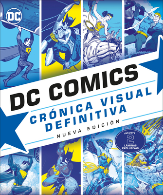 Cover for DC Comics Cronica Visual