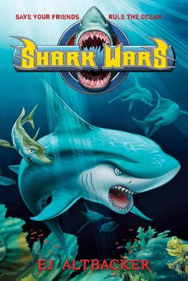 Shark Wars Cover