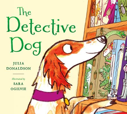 The Detective Dog Cover Image
