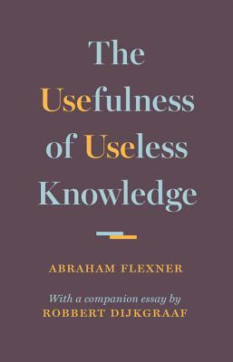 The Usefulness of Useless Knowledge Cover Image