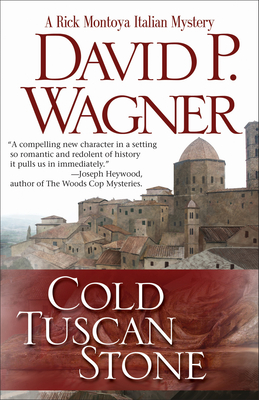 Cover for Cold Tuscan Stone (Rick Montoya Italian Mysteries #1)