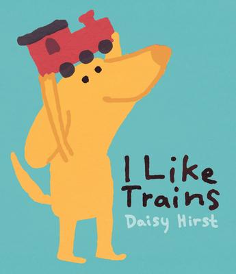 I Like Trains Cover Image