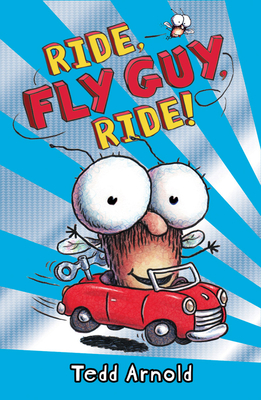 Ride, Fly Guy, Ride! Cover