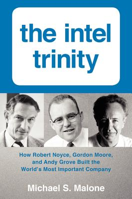 Cover for The Intel Trinity