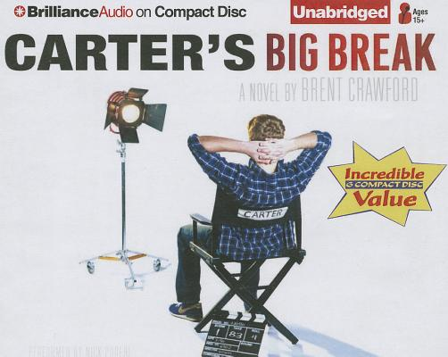 carter 39 s big break compact disc tattered cover book store. Black Bedroom Furniture Sets. Home Design Ideas