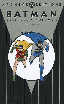The Batman Archives, Volume 8 Cover