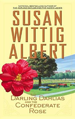 The Darling Dahlias and the Confederate Rose Cover