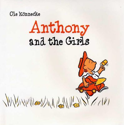 Anthony and the Girls Cover