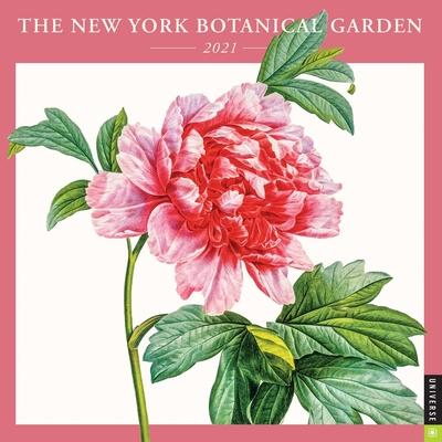 The New York Botanical Garden 2021 Wall Calendar Cover Image