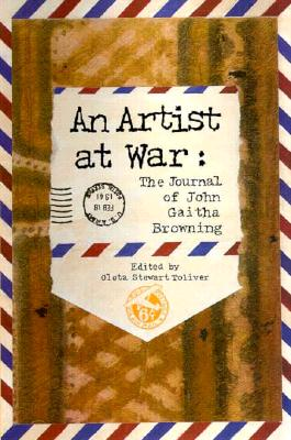 Cover for An  Artist at War