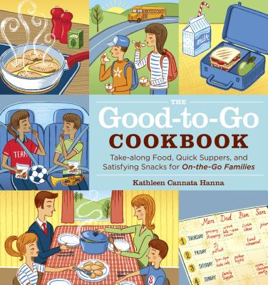 The Good-To-Go Cookbook Cover