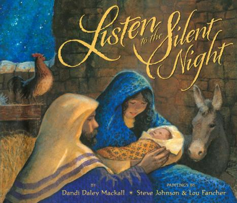 Listen to the Silent Night Cover