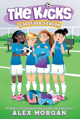 Sabotage Season (The Kicks) Cover Image