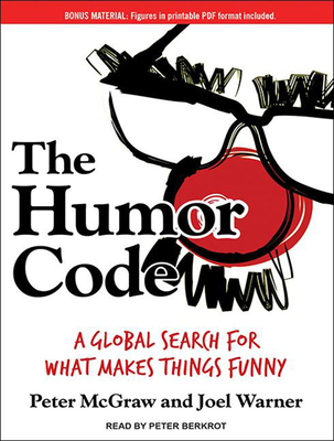 The Humor Code: A Global Search for What Makes Things Funny Cover Image