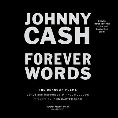 Forever Words: The Unknown Poems Cover Image