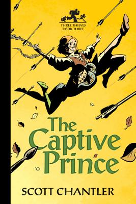 The Captive Prince Cover