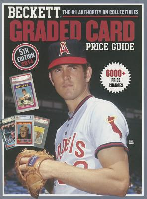 Beckett Graded Card Price Guide Cover Image