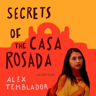 Secrets of the Casa Rosada Lib/E Cover Image