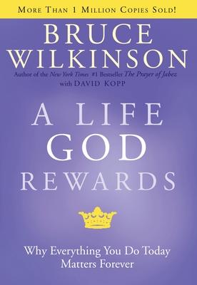 A Life God Rewards Cover