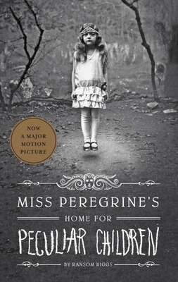 miss peregrine's home of peculiar children book cover