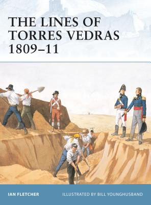 The Lines of Torres Vedras 1809-11 Cover