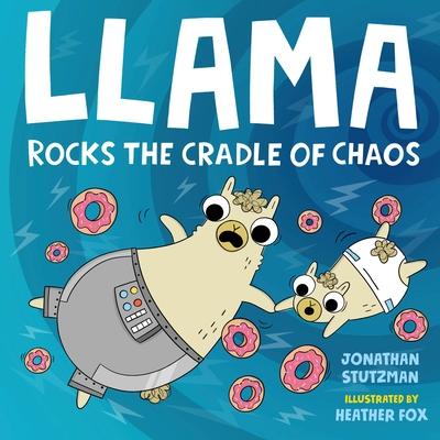 Llama Devours the Past (A Llama Book #3) Cover Image