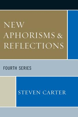 New Aphorisms & Reflections: Fourth Series Cover Image