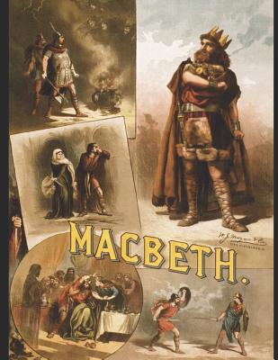 Macbeth: The Best Story for Readers (Annotated) By William Shakespeare. Cover Image