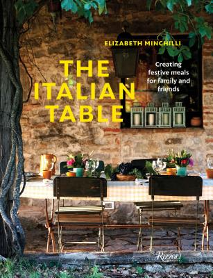 The Italian Table: Creating festive meals for family and friends Cover Image