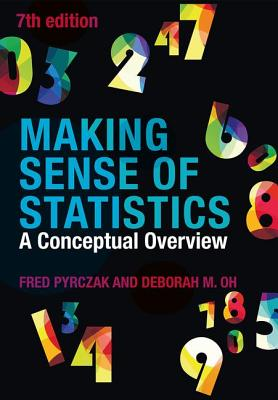 Making Sense of Statistics: A Conceptual Overview Cover Image