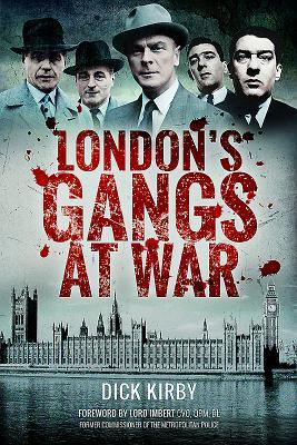 London's Gangs at War Cover Image