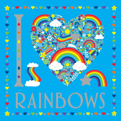 Cover for I Heart Rainbows