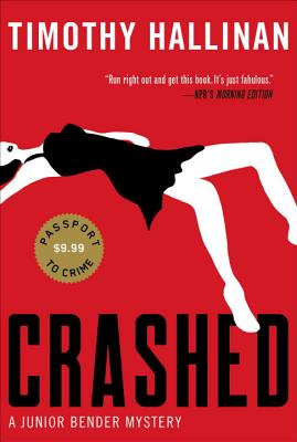 Crashed (A Junior Bender Mystery #1) Cover Image