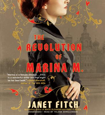 The Revolution of Marina M. Lib/E Cover Image