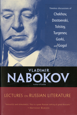 Lectures on Russian Literature Cover Image
