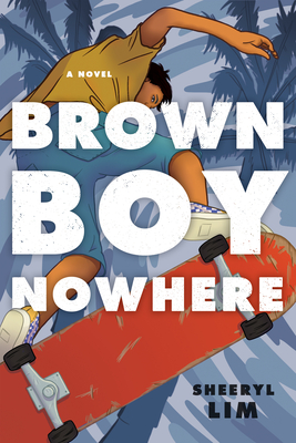 Brown Boy Nowhere Cover Image