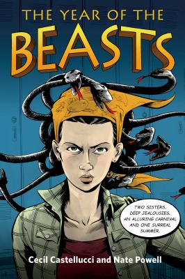 The Year of the Beasts Cover