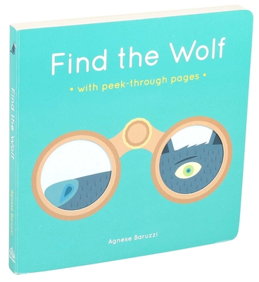 Find the Wolf Cover Image