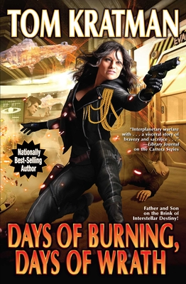 Days of Burning, Days of Wrath (Carerra #8) Cover Image