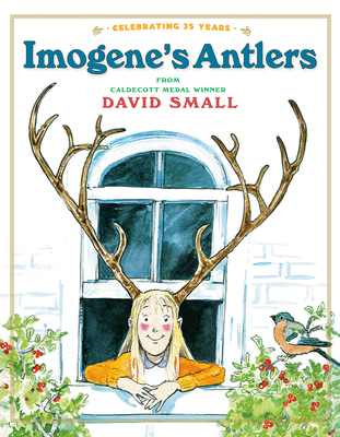 Imogene's Antlers Cover Image