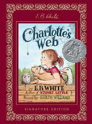 Charlotte's Web Signature Edition Cover Image