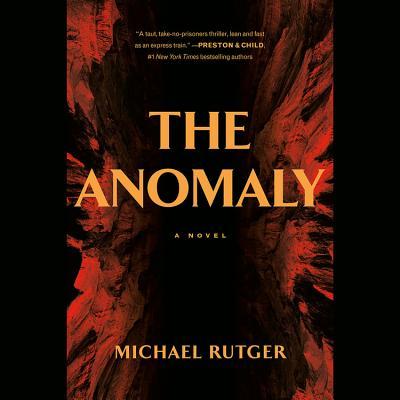 The Anomaly Lib/E Cover Image
