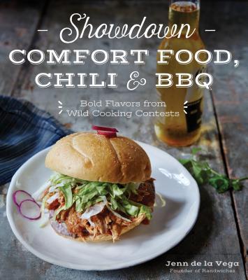 Showdown Comfort Food, Chili & BBQ Cover