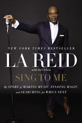 Sing to Me: My Story of Making Music, Finding Magic, and Searching for Who's Next Cover Image