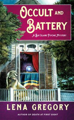 Cover for Occult and Battery (A Bay Island Psychic Mystery #2)
