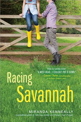 Racing Savannah Cover