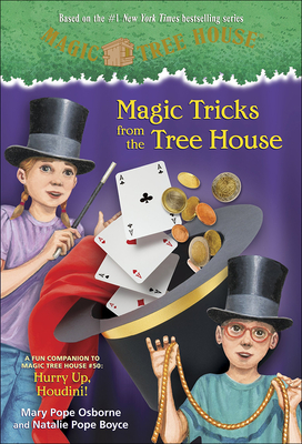 Cover for Magic Tricks from the Tree House