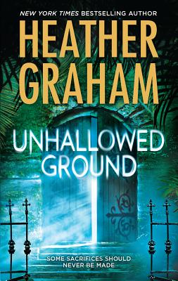 Unhallowed Ground (Harrison Investigation #6) Cover Image
