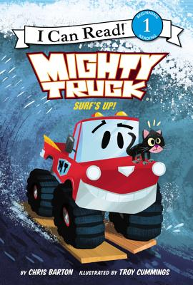 Mighty Truck: Surf's Up! (I Can Read Level 1) Cover Image