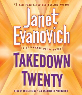 Takedown Twenty Cover